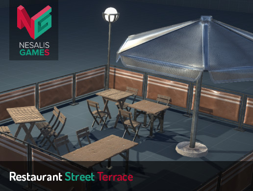 Restaurant Street Terrace